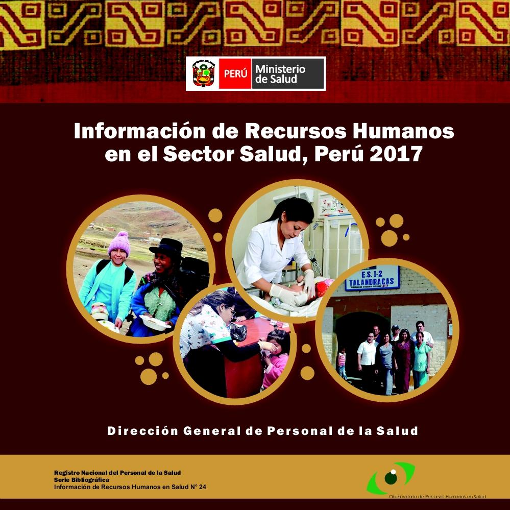 conocer los recursos humanos de la salud